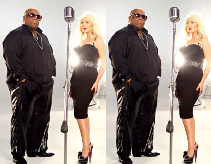 NOUVELLE CHANSON : CHRISTINA AGUILERA feat. CEE-LO GREEN – NASTY