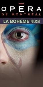 Une nouvelle production de La bohème pour clôturer la saison de l'Opéra de Montréal