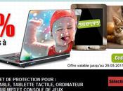 -50% stickers personnalisation Skinflips pour appareils high-tech