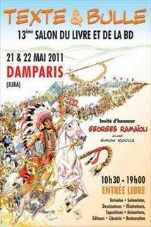 Les Festivals BD du printemps 2011 (épisode 11)