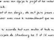 lettre... François Bayrou