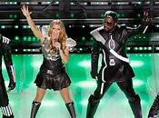 Black Eyed Peas plateau X-Factor