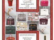 vente enchères Hermès 2011, Drouot