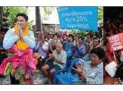 Thaïlande: premiers meeting!