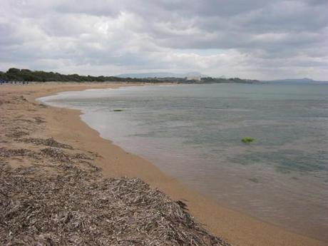 Parc naturel à Marinella di Selinunte