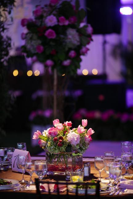 Decoration de mariage champetre et printaniere   À Découvrir