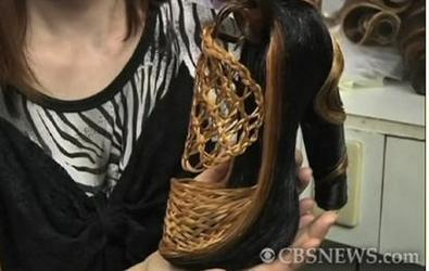 Créations capillaires de Shiou-ying Tsai