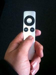 Test de la Apple TV
