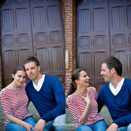 Jennifer & Anthony {Engagement}