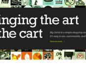 Créer site e-commerce, sans connaissances techniques avec Bigcartel