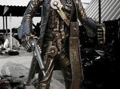version steampunk Jack Sparrow