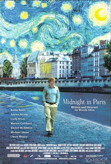 « Midnight in Paris » de Woody Allen : la magie parisienne