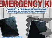 pour sauver votre iPhone noyade