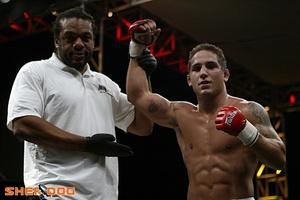 Chad Mendes will meet Rani Yahya at UFC 133. Photo by Jeff Sherwood/Sherdog.com