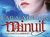Minuit Tome L'alliance Lara Adrian