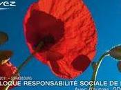 Responsabilité Sociale l'Entreprise coeur colloque Délégation Régionale Alsace SUEZ