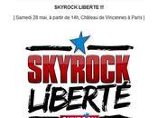 Colonel Reyel Celui soutient Skyrock Concert gratuit SKYROCK