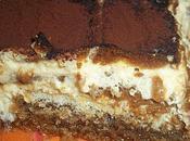 Gâteau façon tiramisu spéculoos