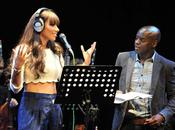 Leona Lewis s'acoquine reggae avec clin d'oeil Rihanna
