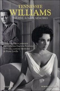 La Ménagerie de Verre de Tennessee Williams
