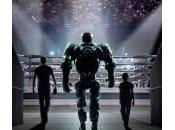 REAL STEEL nouvelle affiche internationnale film l'affiche U.S.
