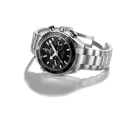Omega Chronographe Seamaster Planet Ocean 45,5 mm, calibre 9300