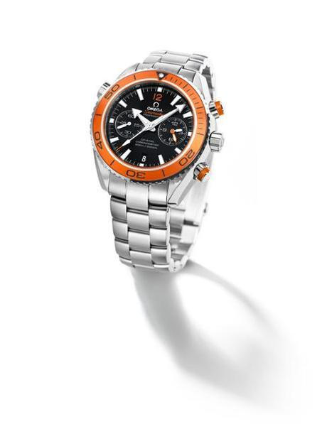 Chronographe Seamaster Planet Ocean 45,5 mm, calibre 9300