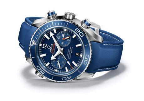 Omega Chronographe Seamaster Planet Ocean 45,5 mm Titanium Liquidmetal®