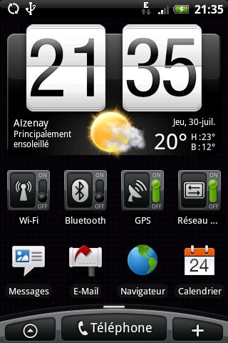 iPhone versus Android