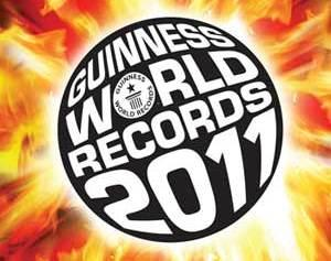 Apple rejoint le Guinness World Record Book