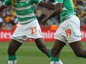 2012 Côte d'Ivoire Sénégal visent qualification