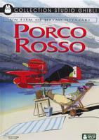 Jaquette DVD de l'édition française du film d'animation Porco Rosso