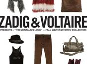 collection automne-hiver 2011/2012 Zadig Voltaire Rock