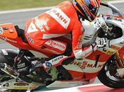 Catalogne... Rossi secondes...