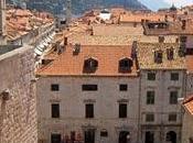 remparts ville fortifiée Dubrovnik