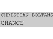 Boltanski Chance