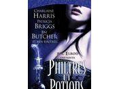 Philtres potions Rouquine