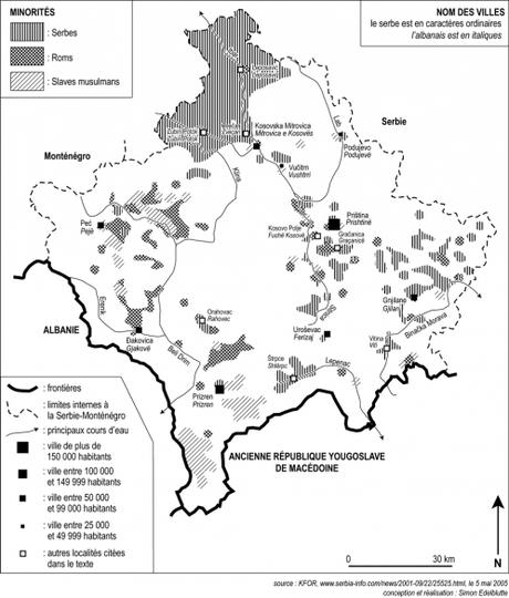 Le regard d'un géographe sur les Balkans : Michel Roux