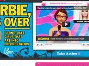Mattel Barbie accro déforestation