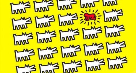 Les hyeroglyphes de Keith Haring