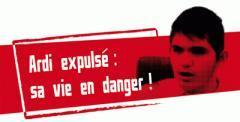 le visage de la France sali par le cas d'Ardi Vrenezi