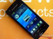 Sony Ericsson Xperia Urushi dévoilé