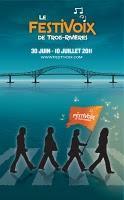 FestiVoix 2011... ma sélection !