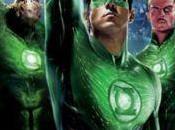 Trois spots pour Green Lantern