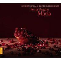 Per la vergine maria Concerto italiano