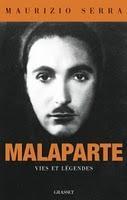 Prix Goncourt de la biographie  2011 à Maurizio Serra pour son Malaparte, vies et légendes