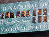 Congrès américain guerre contre dette publique
