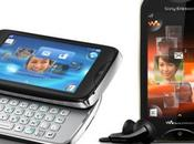 Sony Ericsson officialise smartphones Walkman