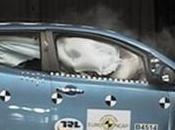 Nissan Leaf obtient note tests EuroNCAP