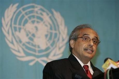 L'ONU au gouvernement birman: il n'y a plus de temps à perdre!